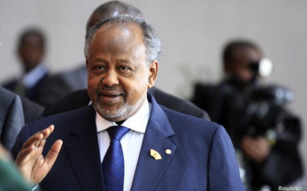 رئیس جمهور جیبوتی با کسب 97 درصد آرا برای پنجمین بار پیروز انتخابات شد
