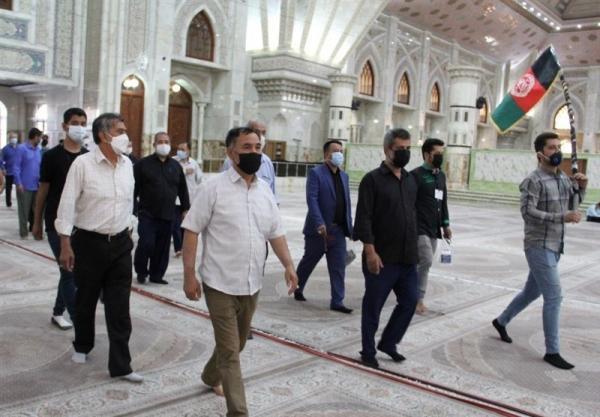 تجدید میثاق مهاجرین افغانستانی با آرمان های امام خمینی(ره)