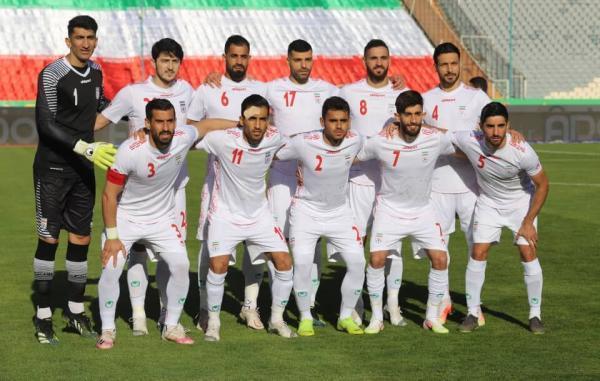 خبرنگاران واکسیناسیون بازیکنان تیم ملی فوتبال ایران آغاز شد