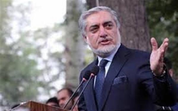عبدالله خواهان استمرار حمایت ایران از صلح افغانستان شد