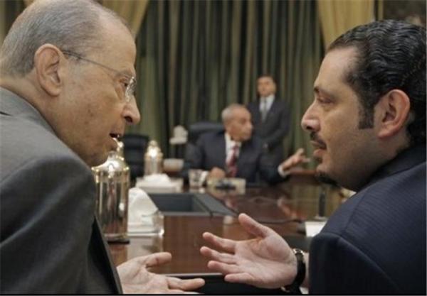 حریری همچنان مصر بر اجرای طرح فرانسه برای تشکیل کابینه