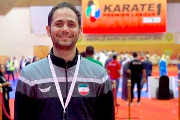 سعید حسنی پور مربی تیم ملی کاراته هنگ کنگ شد