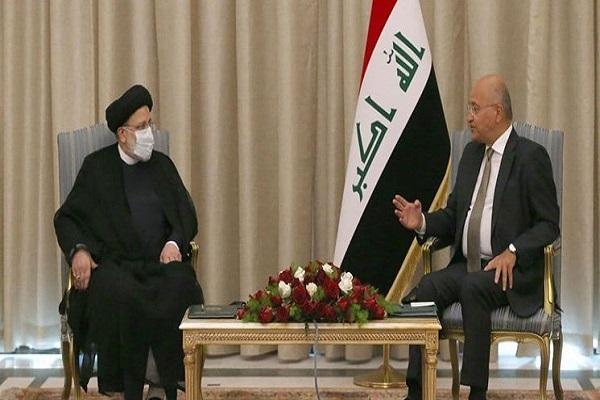 اولین تماس تلفنی خارجی با رئیسی بعد از انتخاب به اسم رئیس جمهور نو ایران
