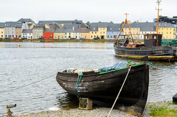 برترین مکان های ماهیگیری در ایرلند