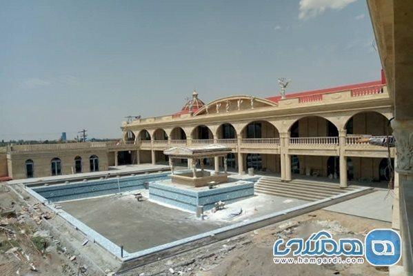 30 میلیارد سرمایه گذاری در مجتمع گردشگری چیفتلیک آذربایجان شرقی