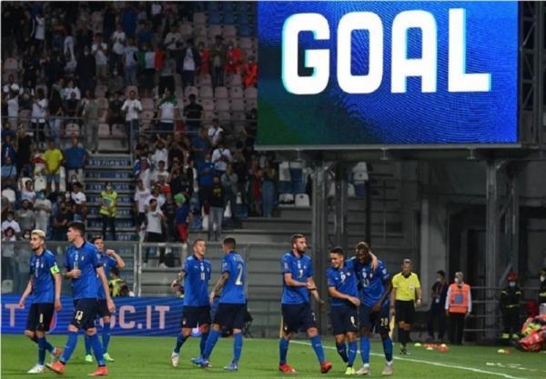 تور آلمان ارزان: انتخابی جام جهانی 2022، رجحان آلمان، اسپانیا و جشنواره گل ایتالیا، لهستان ترمز انگلیس را کشید