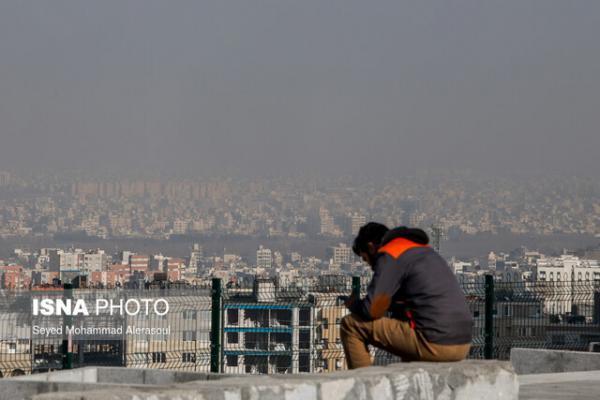 تداوم آلودگی هوای مشهد برای پنجمین روز متوالی