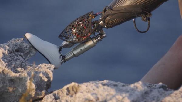 ادغام انسان با ربات!